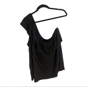 Old Navy Ruffled One Shoulder size Xl